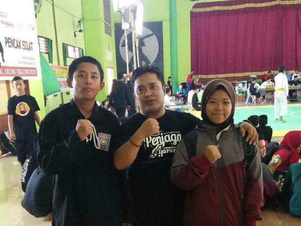 Juara Kedua Turnament Pencak SIlat Bupati Cup