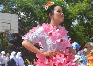 Parade Busana Daur Ulang 2019